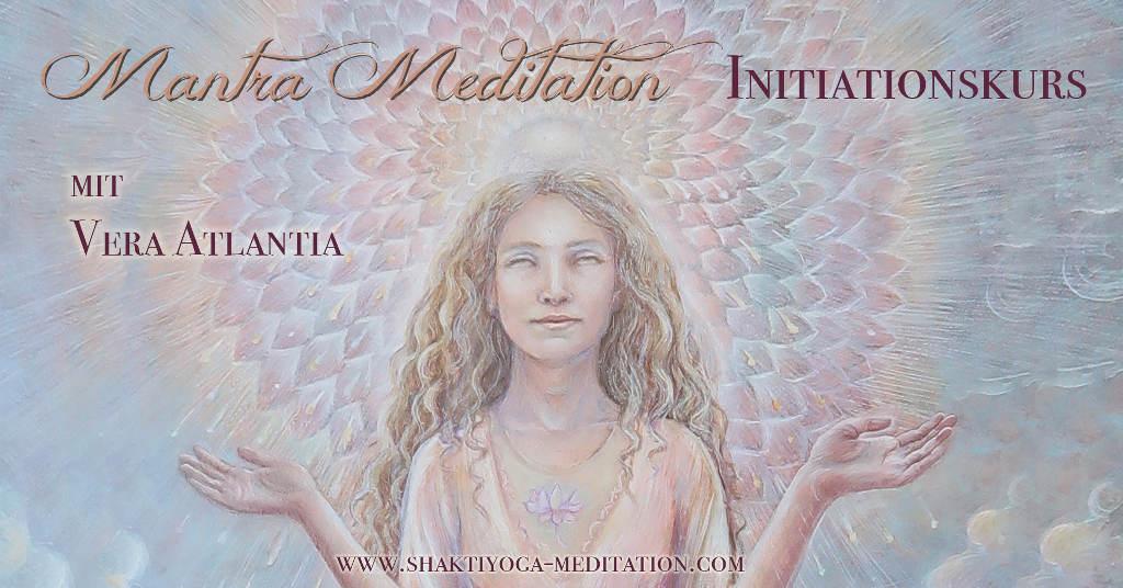Meditation mit deinem eigenen Mantra - Vera Atlanta